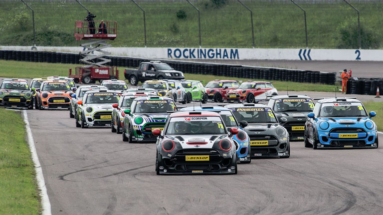 ROCKINGHAM JCW REPORT