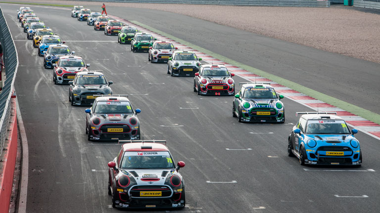 MINI CHALLENGE JOINS BRITISH GT