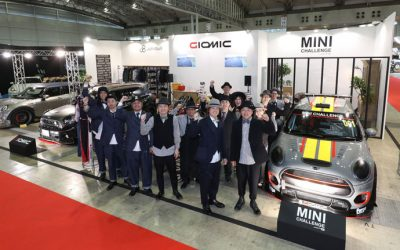 MINI CHALLENGE LAUNCHES IN JAPAN