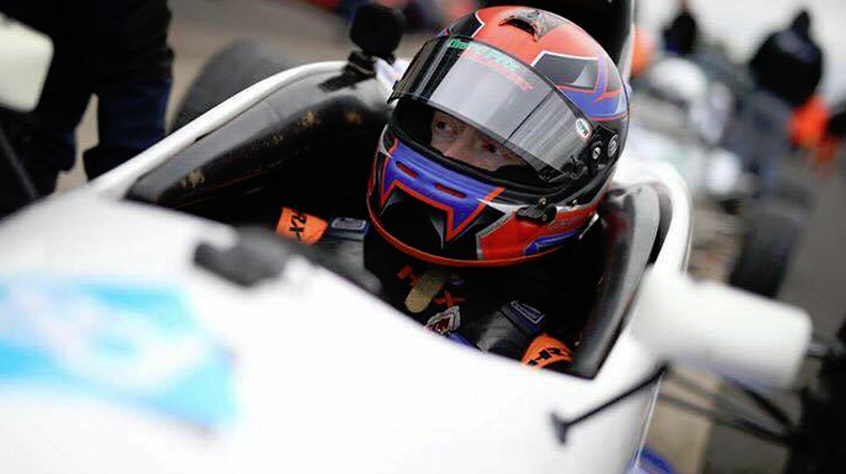 FORMULA FORD STAR GOUGH JOINS JCW