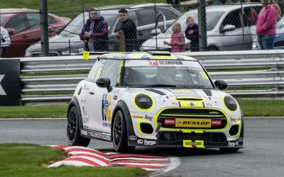 OULTON PARK RACE 2 REPORT