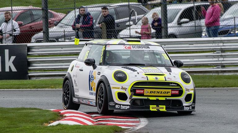 OULTON PARK RACE 2 REPORT