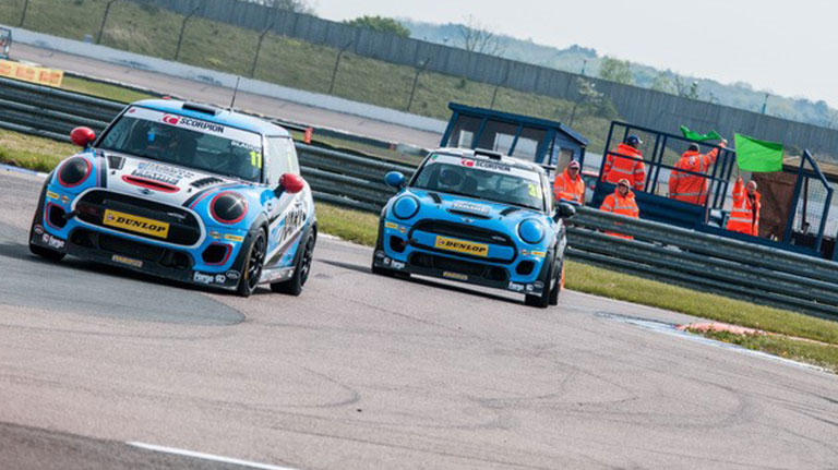 ROCKINGHAM RACE 1 REPORT
