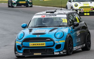 OULTON PARK RACE 1 REPORT