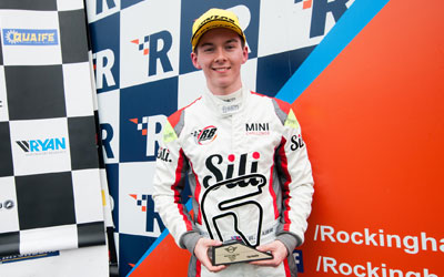 ROCKINGHAM RACE 2 REPORT