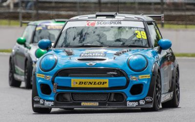 SILVERSTONE JCW RACE 1 REPORT
