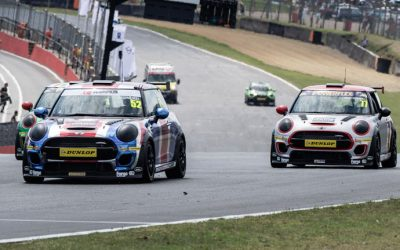 MARK BLUNDELL POSSIBLE RETURN TO MINI CHALLENGE JCW