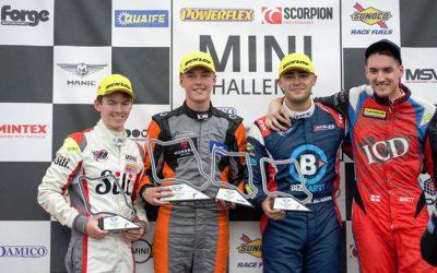 OULTON PARK JCW RACE 2 REPORT