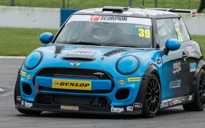 JCW DONINGTON QUALIFYING REPORT