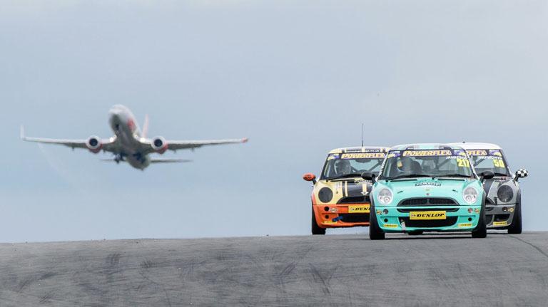 DONINGTON PARK COOPER RACE REPORT