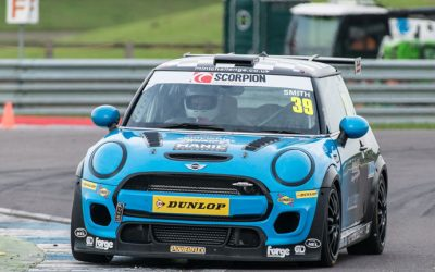 JCW RACE 2 REPORT FROM DONINGTON