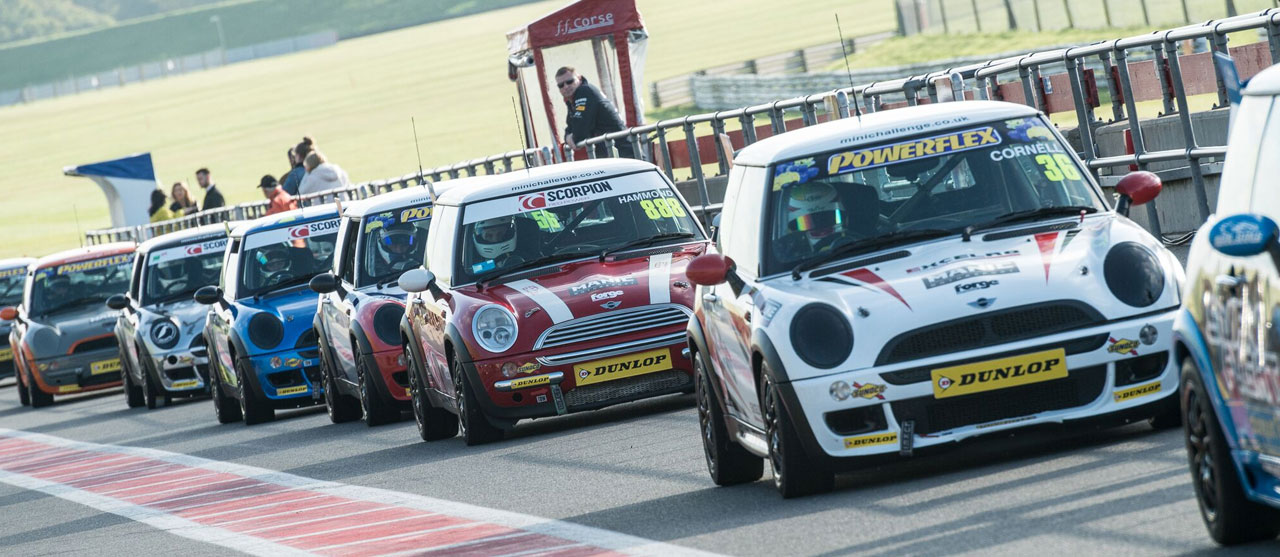RACE CARS FOR SALE - MINI CHALLENGE