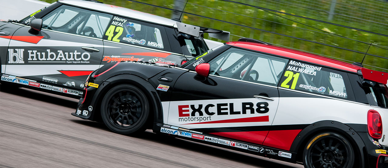 FORMER CLIO CUP DRIVER, OLLIE PIDGLEY JOINS JCW CLASS FOR ...