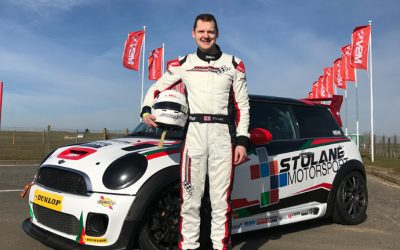 STU LANE RETURNS TO COOPER S FOR 2018 WITH AREEVE MOTORSPORT