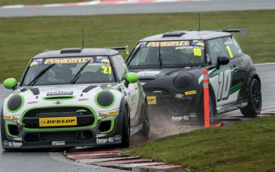 OULTON PARK RACE ONE REPORT [UPDATED]