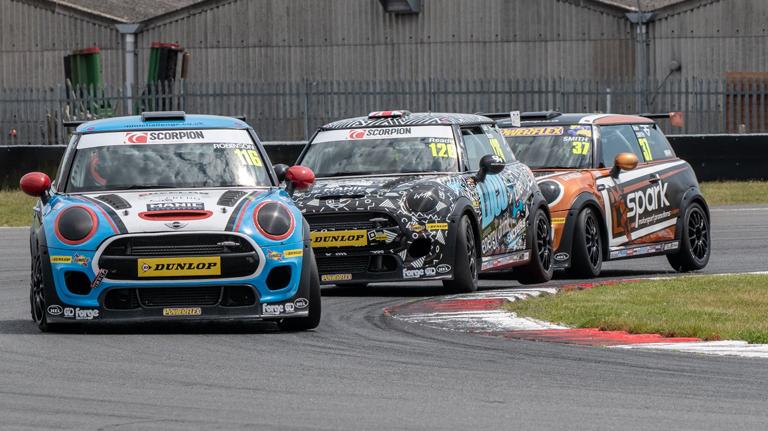 SNETTERTON JCW RACE 2 REPORT