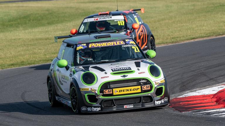 SNETTERTON JCW RACE 1 REPORT