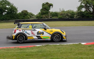 SNETTERTON JCW QUALIFYING REPORT