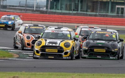 SILVERSTONE JCW RACE ONE REPORT