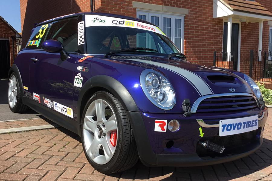 RACE CARS FOR SALE - MINI CHALLENGE
