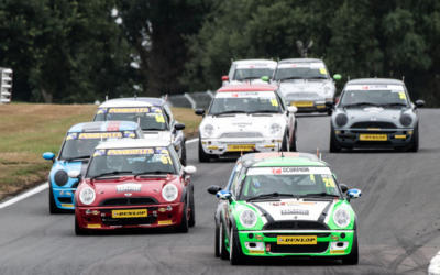 OULTON PARK COOPER PRO/AM RACE REPORTS