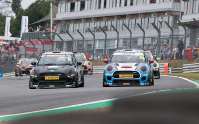 BRANDS HATCH DTM JCW RACE 1 REPORT