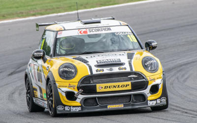 BRANDS HATCH MINI FEST JCW QUALIFYING REPORT