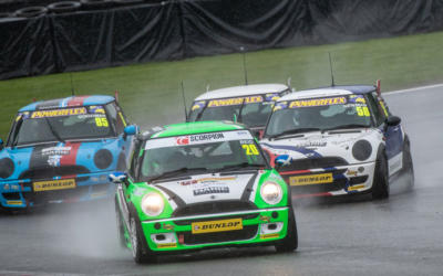 BRANDS HATCH MINI FEST COOPER PRO/AM REPORT