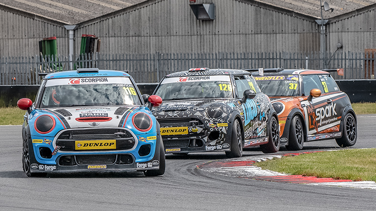 MINI CHALLENGE FEATURED IN COOPER WORLD