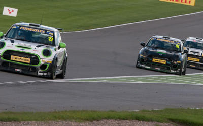 DONINGTON JCW RACE 2 REPORT