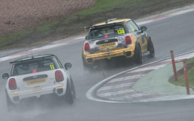 DONINGTON JCW QUALIFYING REPORT