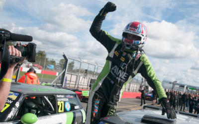 DONINGTON JCW RACE 1 REPORT