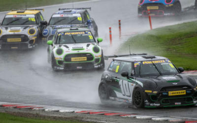 BRANDS HATCH MINI FEST WEEKEND TV COVERAGE TIMES