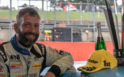 CATCHING UP WITH: WILL FAIRCLOUGH