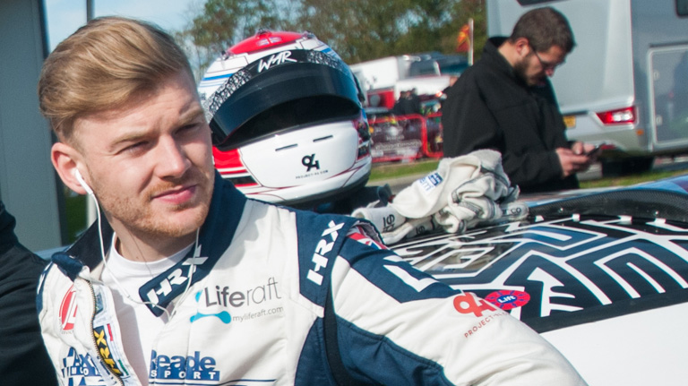 LUKE READE RETURNS FOR THIRD SEASON IN JCW WITH EXCELR8 MOTORSPORT