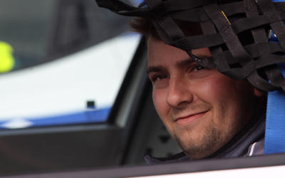 BEN PALMER JOINS MINI CHALLENGE WITH TEAM-HARD