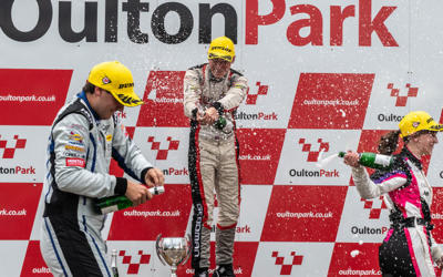OULTON PARK COOPER CLASSES RACE REPORT