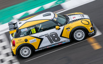 GORNALL ON TOP IN JCW QUALIFYING AT SILVERSTONE