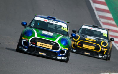 ZELOS PIPS CHAMPIONSHIP LEADERS TO BRANDS HATCH POLE