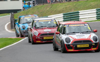 COOPER CLASSES RACE HEAD TO CADWELL PARK FOR ROUND 5 OF THE SEASON