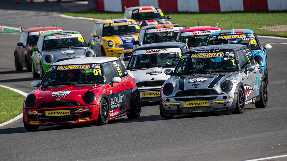 2020 ENTRIES OPEN FOR THE COOPER, COOPER S AND JCW MINI CHALLENGE TROPHY