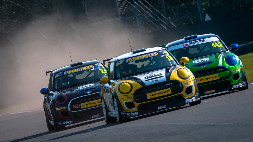 TRIPLE THREAT JCW TITLE BATTLE ROLLS INTO SNETTERTON