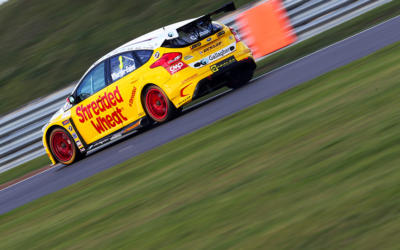 BTCC TEST UP FOR GRABS FOR FASTEST MINI RACERS