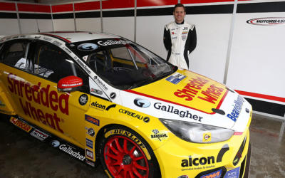CHALLENGE CHAMPIONS IMPRESS IN PRIZE DUNLOP BTCC TESTS