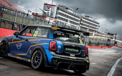 MINI CHALLENGE MAKES THE MOVE TO GOODYEAR TYRES FOR 2020