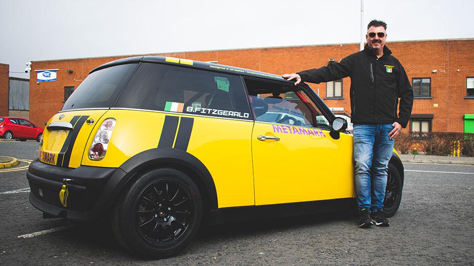 IRISH RACER BRENDAN FITZGERALD JOINS THE 2020 COOPER GRID WITH LDR MOTORSPORT.