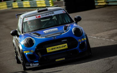 ETHAN HAMMERTON JOINS JCW GRID WITH TEAM HARD IN PARTNERSHIP WITH JAMSPORT RACING