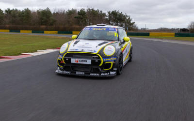 COATES GEARS UP FOR THE CHALLENGE AHEAD