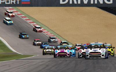 MARSHALL, HISLOP AND MCINTYRE SHARE THE WINS AT BRANDS HATCH INDY MINI CHALLENGE UK