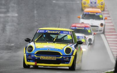ROOKIES RULE THE ROOST AT WET OULTON PARK ENCOUNTER